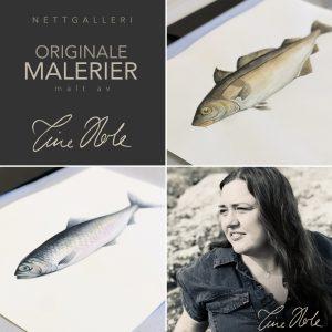 / Malerier